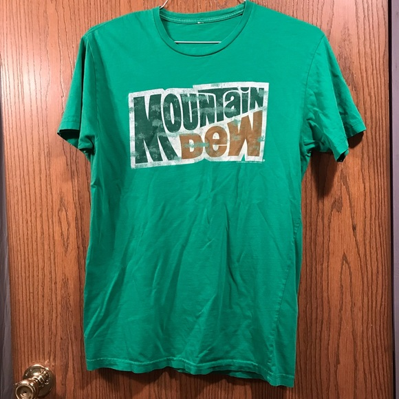 Other - Mountain Dew Graphic Tee